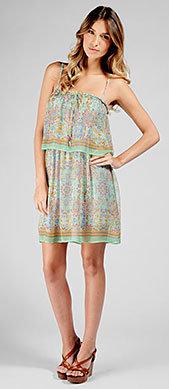Ella Moss Official Store, ELLA-3290 Mosaic Dress, ellamoss.com