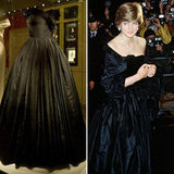Princess Diana's Dresses Go on Display at Kensington Palace