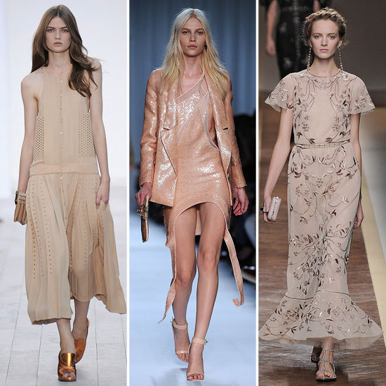 Colour Report: Soft Nudes