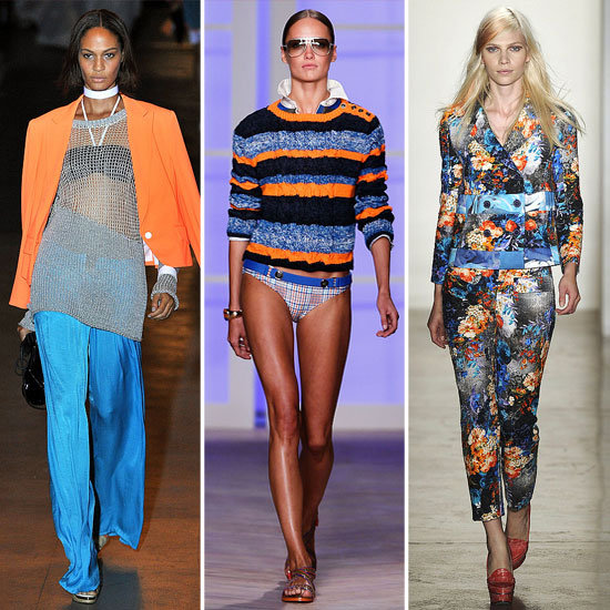 Colour Report: Blue + Orange