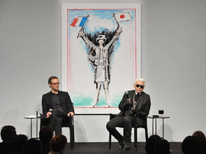 Newsweek Responds to Karl Lagerfeld Feud