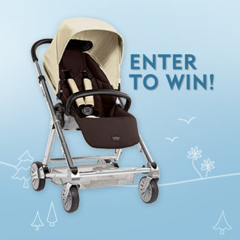 Mamas & Papas Urbo Stroller Giveaway