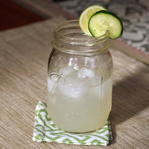 Ginger Beer and Vodka Moscow Mule Cocktail