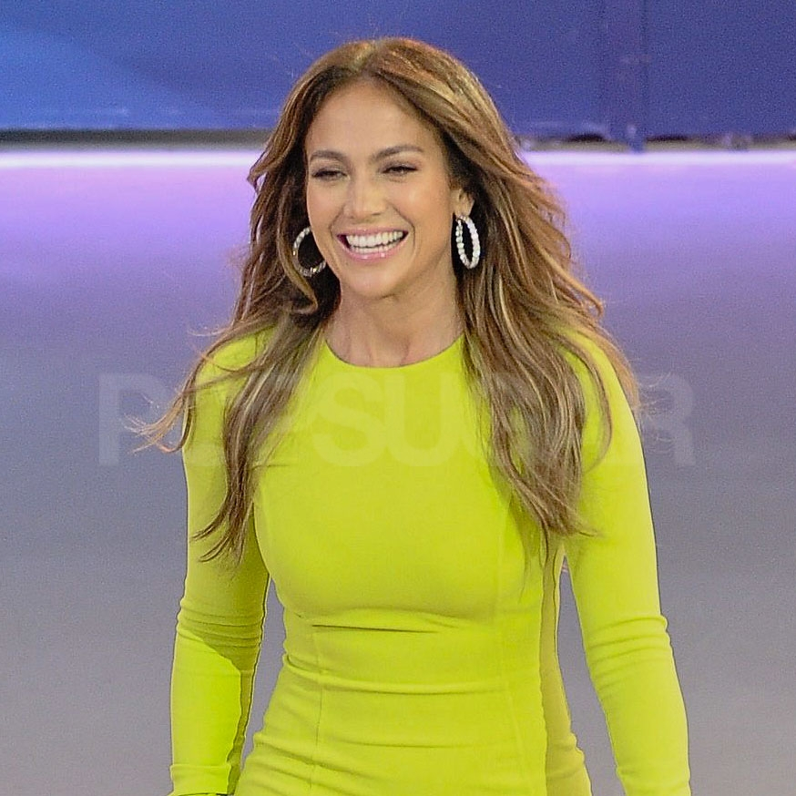 J Lo talked about her new reality show and her upcoming film.