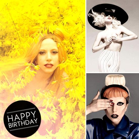 Lady Gaga Fashion Editorials