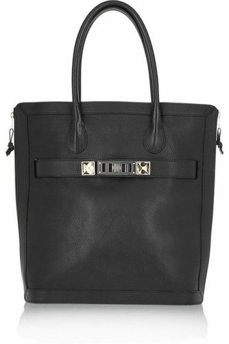 Proenza Schouler | PS11 textured-leather tote | NET-A-PORTER.COM