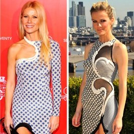 Celebrities Wearing Stella McCartney Spring 2012