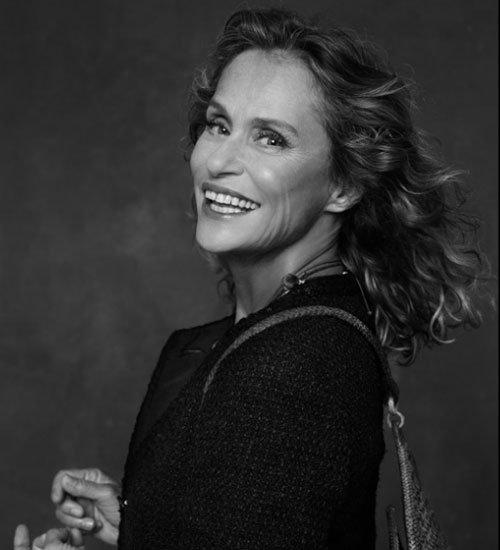 Fashion Icons Model Chanels Little Black Jacket: Laura Hutton, Jane Birkin & Yoko Ono Join Elizabeth Olsen and Elle Fanning!