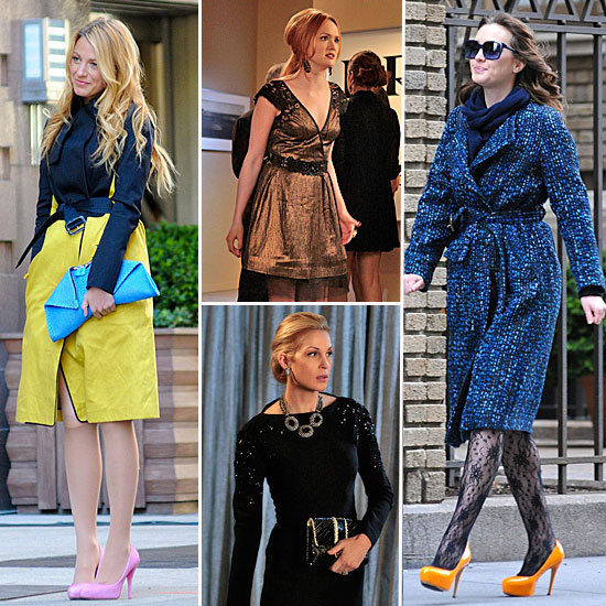 Best Fashion Moments from Gossip Girl Season Five: It's A Serena Van Der Woodsen Versus Blair Waldorf Style Off!