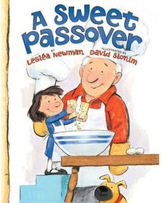 Passover Book For Kids