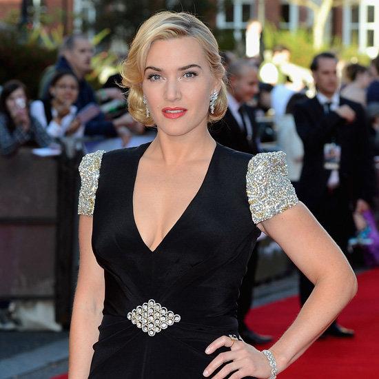 Kate Winslet TeasesTitanic Co-Star Leonardo DiCaprio