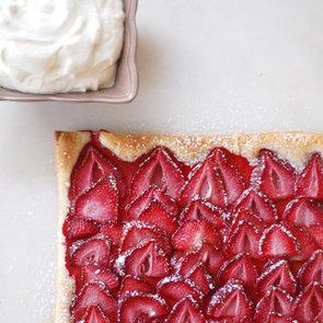 Strawberry Tart Easy Recipe