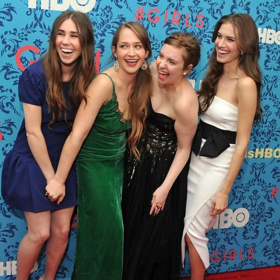 HBO Girls Premiere in New York Video