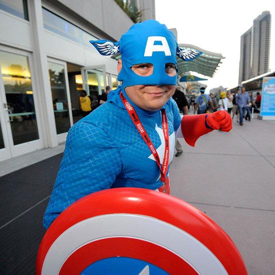 Comic-Con Costume Ideas