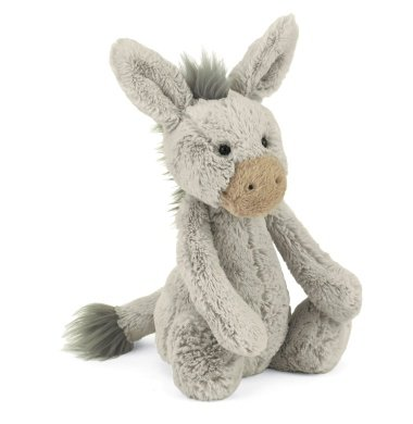 For the Layette: Jellycat Donkey