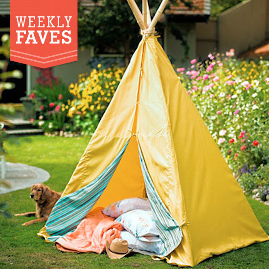 Stylish Tipis and Tents