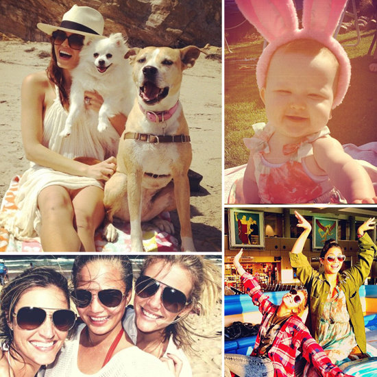 Lauren Conrad, Jessica Alba, and More Share Their Personal Easter Photos
