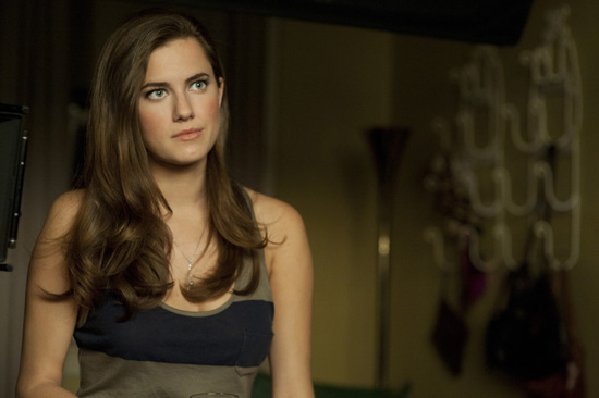 Allison Williams in Girls.
