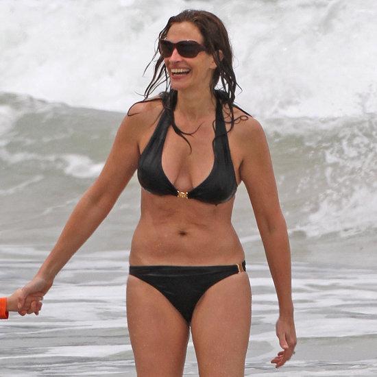 Julia Roberts Bikini Pictures in Hawaii