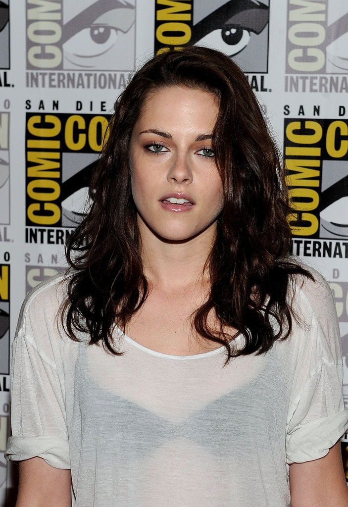 July 2011: Breaking Dawn Part 1 at Comic-Con