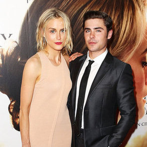 Zac Efron and Taylor Schilling Pictures at Melbourne Premiere of The Lucky One