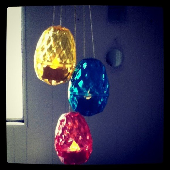 Egg Pendant Lamp