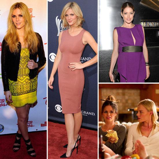 Celebrity Style Recap For April 9, 2012