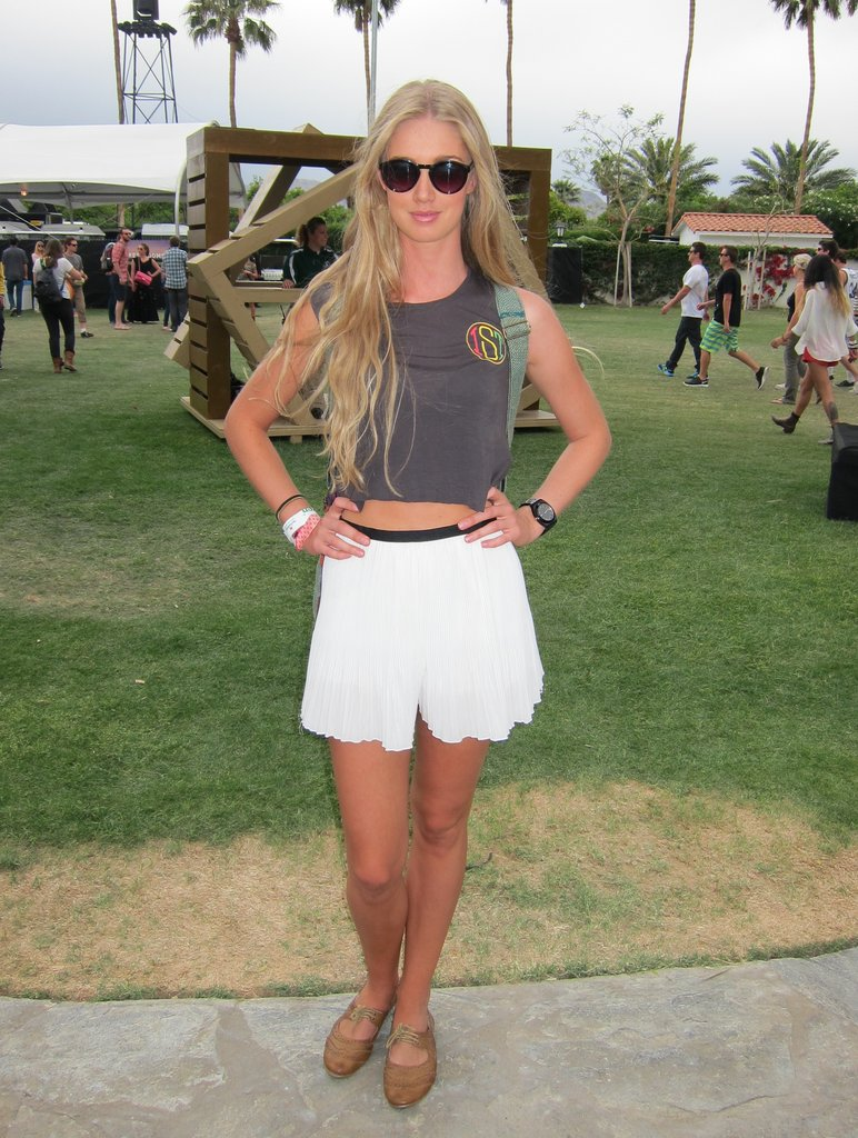 Coachella Festival Style