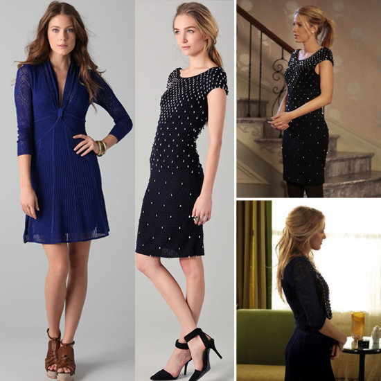 "Gossip Girl ""Salon of the Dead"" Wardrobe"