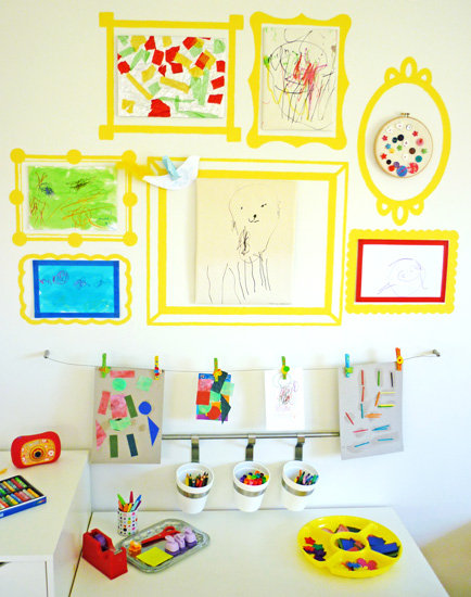 Paint Your Own Gallery Space