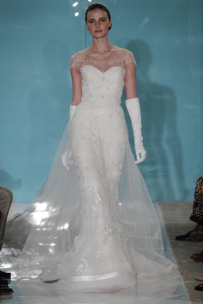 Reem Acra Bridal Spring 2013