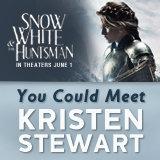 Enter For a Chance to Meet Kristen Stewart!