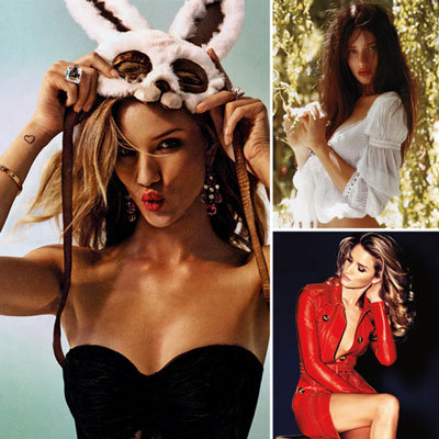 Rosie Huntington-Whiteley Turns 25! Celebrate With 25 of Her Sexiest Fashion Editorial Shoots: Vogue to Harper's & more