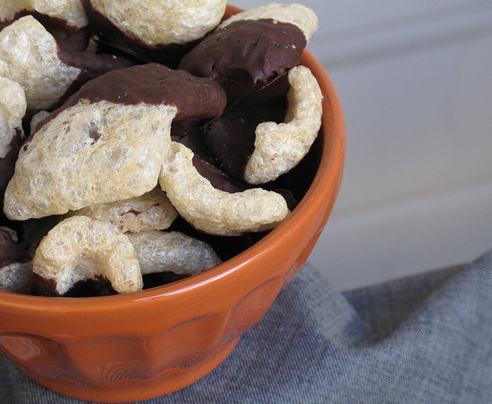 Chocolate-Covered Chicharrones