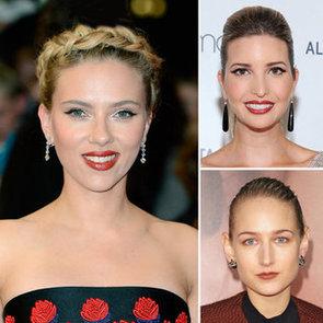 Dark Lipstick Trend For Spring 2012