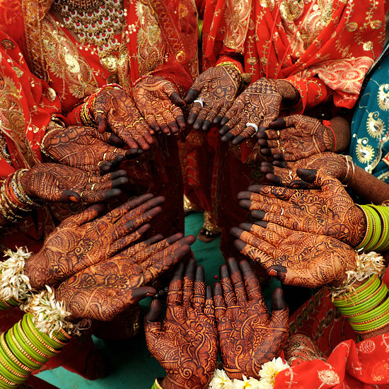 Bella has 30 beautiful bridal henna designs to try.