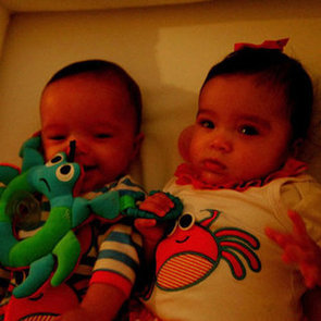 Mariah Carey Twins First Birthday Pictures
