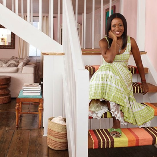Pictures of Designer Tracy Reese's New York Home