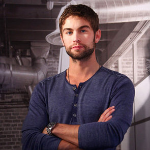 Chace Crawford Pictures at Diet Coke Photo Booth With Fans in Martin Place, Sydney