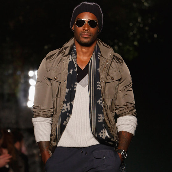 Tyson Beckford on Models' Pay