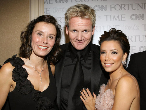 Gordon, Tana, and Eva