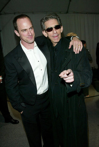 Chris Meloni and Richard Belzer