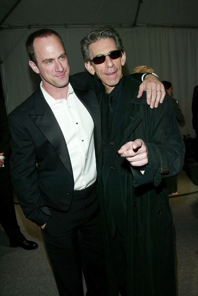 Chris Meloni and Richard Belzer