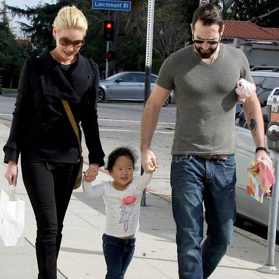 Katherine Heigl Adopts Second Daughter