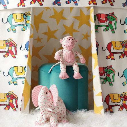 Lulu DK Child Fabrics For Schumacher
