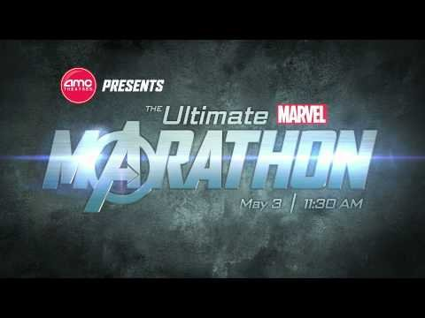 AMC Ultimate Marvel Marathon Spot