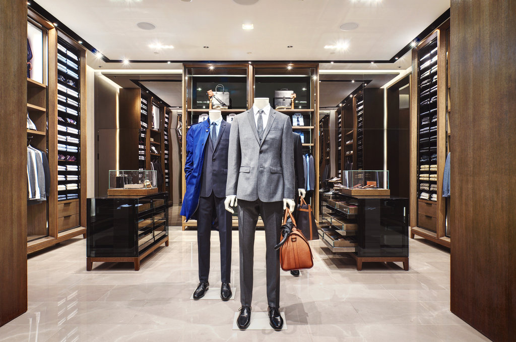 Burberry Flagship Store in Taipei