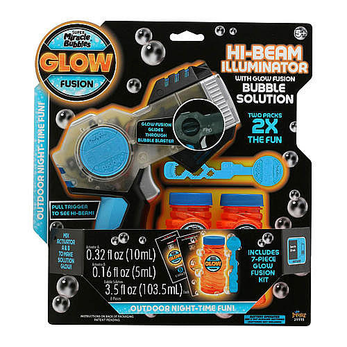 Illuminator Bubble Blaster Glow Solution ($15)