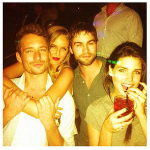 Celebrity Twitter Pictures of Chace Crawford, Miranda Kerr, Jesinta Campbell, MasterChef Contestants