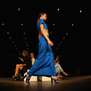 2012 Mercedes Benz Fashion Week Australia Gary Bigeni Review and Pictures